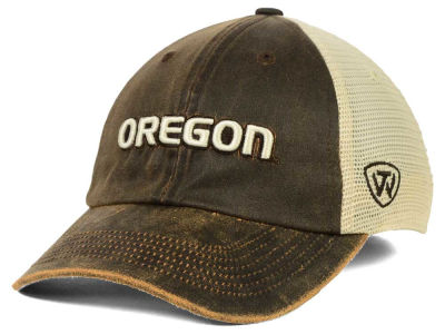 Oregon Ducks Top of the World NCAA Scat Mesh Cap