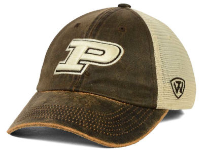 Purdue Boilermakers Top of the World NCAA Scat Mesh Cap