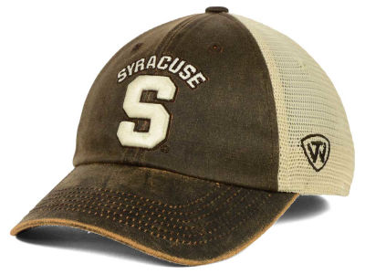 Syracuse Orange Top of the World NCAA Scat Mesh Cap