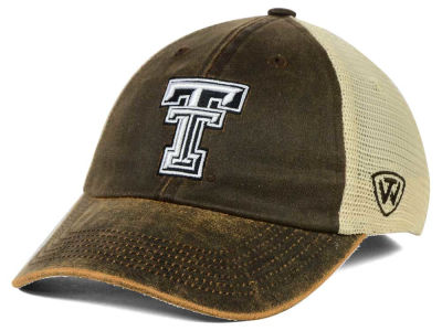 Texas Tech Red Raiders Top of the World NCAA Scat Mesh Cap