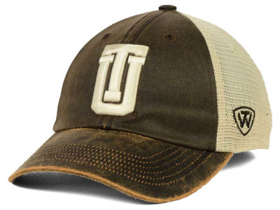 Tulsa Golden Hurricane Top of the World NCAA Scat Mesh Cap