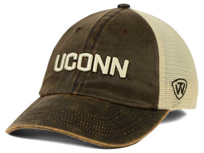 Connecticut Huskies Top of the World NCAA Scat Mesh Cap