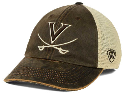 Virginia Cavaliers Top of the World NCAA Scat Mesh Cap