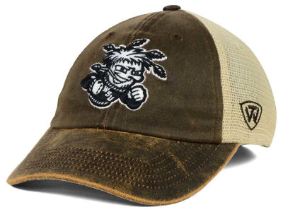Wichita State Shockers Top of the World NCAA Scat Mesh Cap