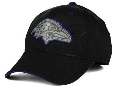 Baltimore Ravens Outerstuff NFL Youth Reflective Flex Hat