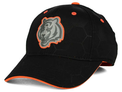 Cincinnati Bengals Outerstuff NFL Youth Reflective Flex Hat