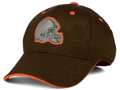 Cleveland Browns Outerstuff NFL Youth Reflective Flex Hat