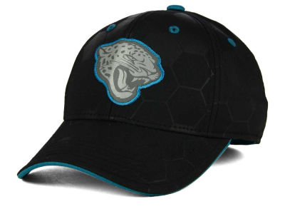 Jacksonville Jaguars Outerstuff NFL Youth Reflective Flex Hat
