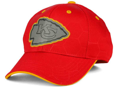 Kansas City Chiefs Outerstuff NFL Youth Reflective Flex Hat