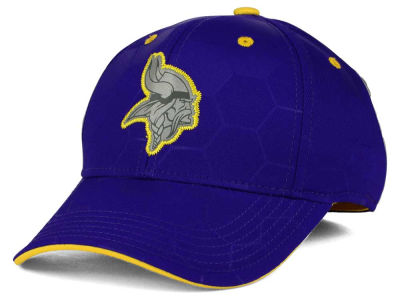 Minnesota Vikings Outerstuff NFL Youth Reflective Flex Hat