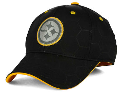 Pittsburgh Steelers Outerstuff NFL Youth Reflective Flex Hat