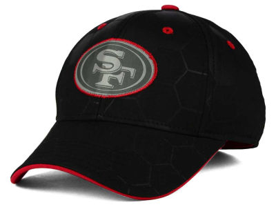 San Francisco 49ers Outerstuff NFL Youth Reflective Flex Hat