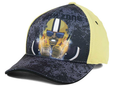 New Orleans Saints Outerstuff NFL Youth Rush Zone Adjustable Cap