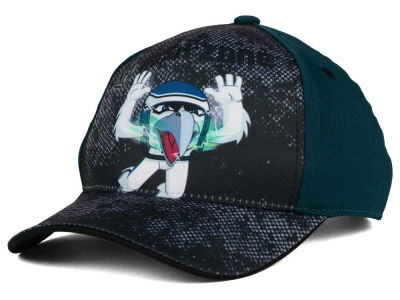 Philadelphia Eagles Outerstuff NFL Youth Rush Zone Adjustable Cap