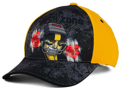 Pittsburgh Steelers Outerstuff NFL Youth Rush Zone Adjustable Cap