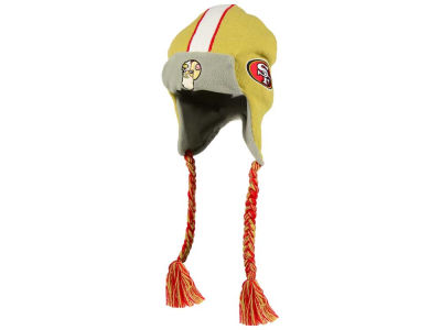 San Francisco 49ers Outerstuff NFL Toddler RZ Tassel Knit