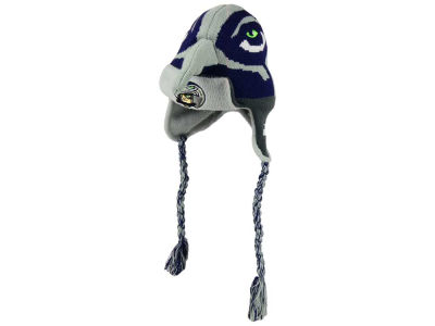 Seattle Seahawks Outerstuff NFL Toddler RZ Tassel Knit