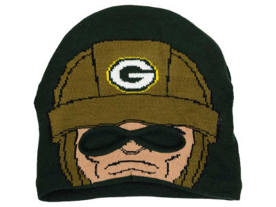 Green Bay Packers Outerstuff NFL Youth Rush Zone Mascot Knit