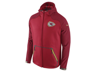 Kansas City Chiefs Nike NFL Men's Champ Drive Sideline Hyperspeed Sphere Jacket