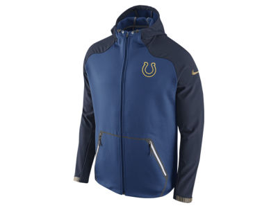 Indianapolis Colts Nike NFL Men's Champ Drive Sideline Hyperspeed Sphere Jacket