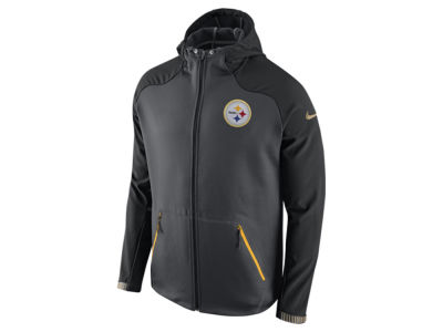 Pittsburgh Steelers Nike NFL Men's Champ Drive Sideline Hyperspeed Sphere Jacket