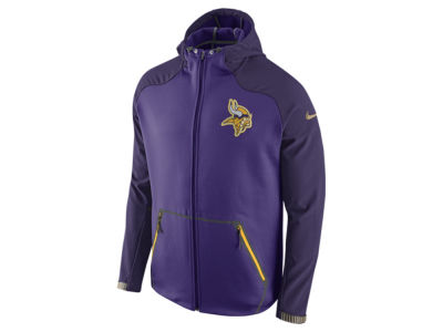 Minnesota Vikings Nike NFL Men's Champ Drive Sideline Hyperspeed Sphere Jacket