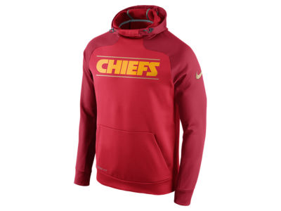 Kansas City Chiefs Nike NFL Men's Champ Drive Sideline Hyperspeed Hoodie