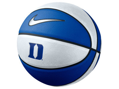 Duke Blue Devils Nike NCAA Mini Rubber Basketball