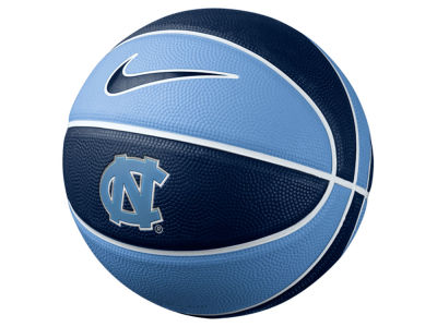 North Carolina Tar Heels Nike NCAA Mini Rubber Basketball