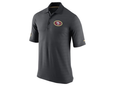 San Francisco 49ers Nike NFL Men's Champ Drive Sideline Polo Shirt
