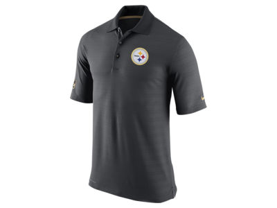 Pittsburgh Steelers Nike NFL Men's Champ Drive Sideline Polo Shirt