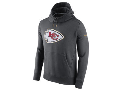 Kansas City Chiefs Nike NFL Men's Champ Drive Sideline Hybrid Hoodie