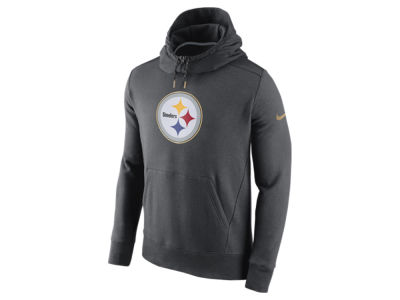 Pittsburgh Steelers Nike NFL Men's Champ Drive Sideline Hybrid Hoodie