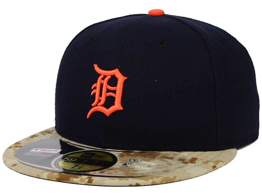 low priced 510a0 8cdcb 50% off detroit tigers new era mlb 2015 memorial day stars and stripes  59fifty cap