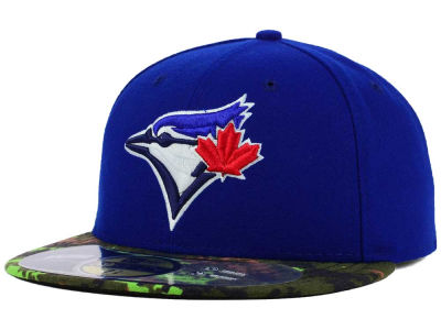 Toronto Blue Jays New Era MLB 2015 Memorial Day Stars and Stripes 59FIFTY Cap