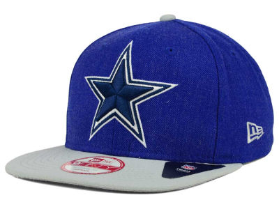 Dallas Cowboys New Era NFL Logo Grand 9FIFTY Snapback Cap