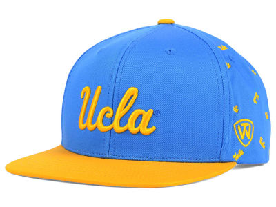 UCLA Bruins Top of the World NCAA All Flocking Cap