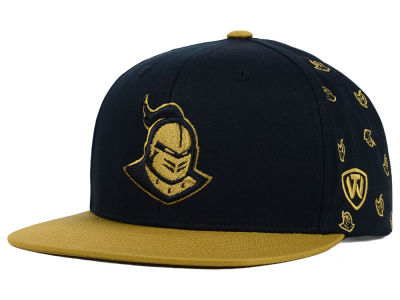University of Central Florida Knights Top of the World NCAA All Flocking Cap