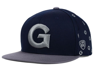 Georgetown Hoyas Top of the World NCAA All Flocking Cap