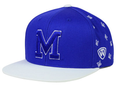 Memphis Tigers Top of the World NCAA All Flocking Cap