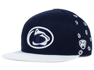 Penn State Nittany Lions Top of the World NCAA All Flocking Cap