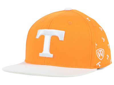 Tennessee Volunteers Top of the World NCAA All Flocking Cap