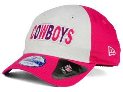 Dallas Cowboys New Era NFL Toddler Cutest Fan 9FORTY Cap