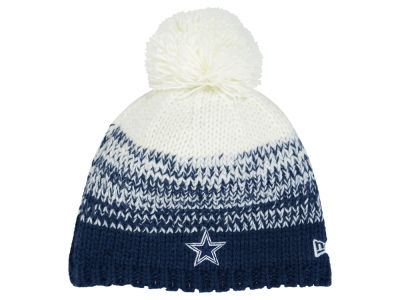 Dallas Cowboys New Era NFL Women's Polar Dust Knit