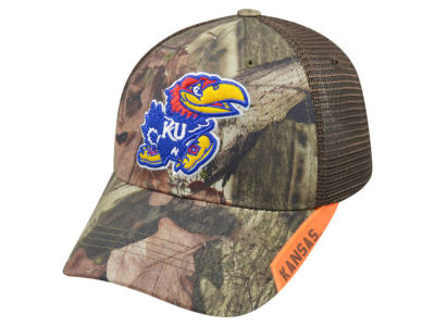 Kansas Jayhawks Top of the World NCAA Open Season Cap