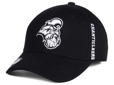 Coastal Carolina Chanticleers Top of the World NCAA Black White Booster Cap