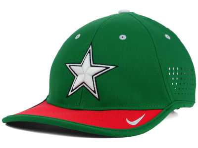 Dallas Cowboys Nike NFL 2015 L91 Star Vapor Bill Adjustable Cap