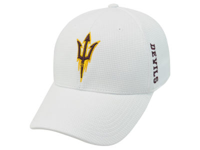 Arizona State Sun Devils Top of the World NCAA White Booster Cap