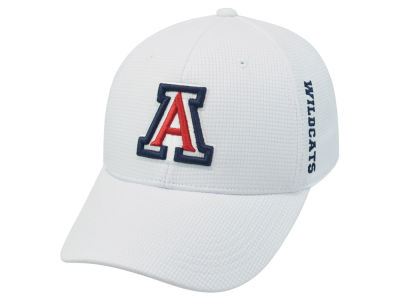 Arizona Wildcats Top of the World NCAA White Booster Cap