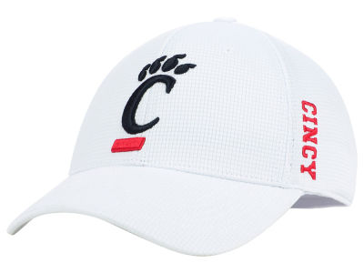 Cincinnati Bearcats Top of the World NCAA White Booster Cap